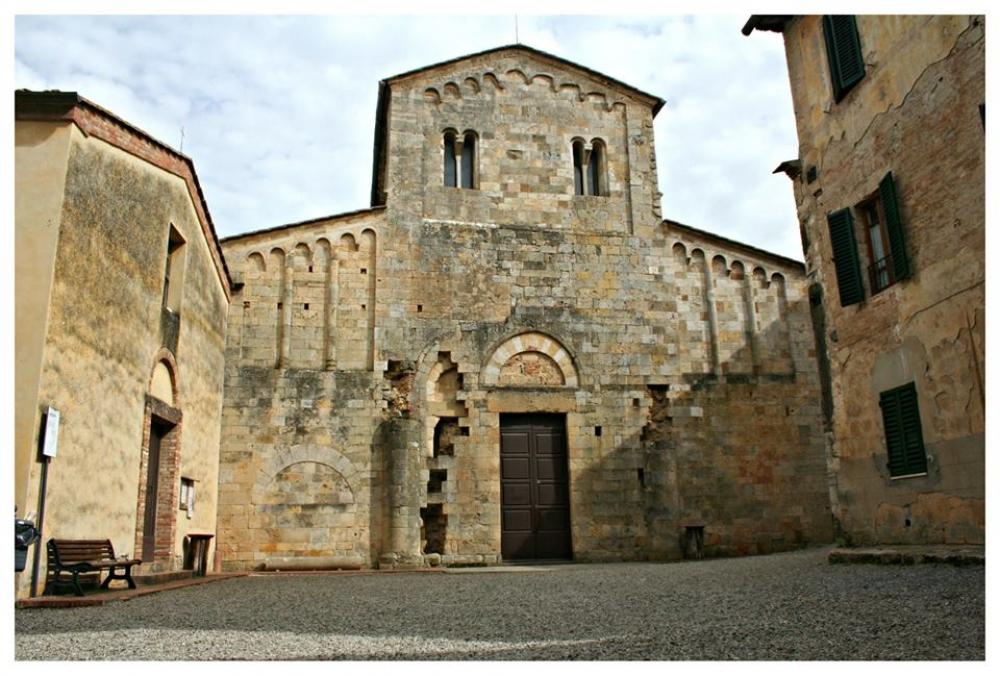 Abbazia dei Santi Salvatore e  Cirino Church