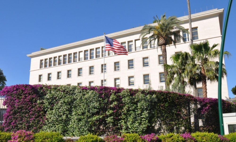 US Consulate Naples