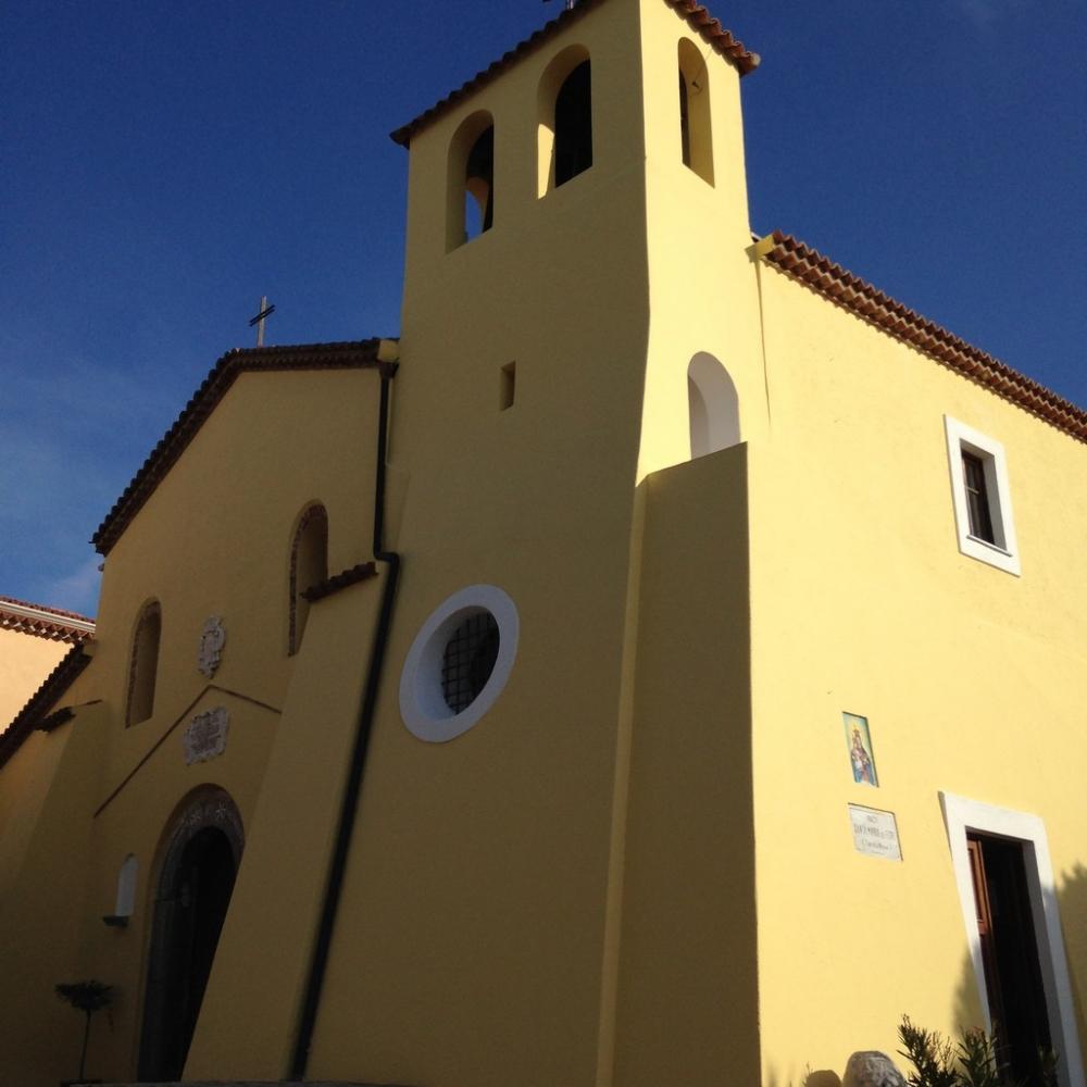 Santa Maria Dei Fiori Cirella Church