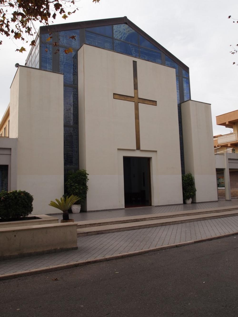 Praia Sacro Cuore Church