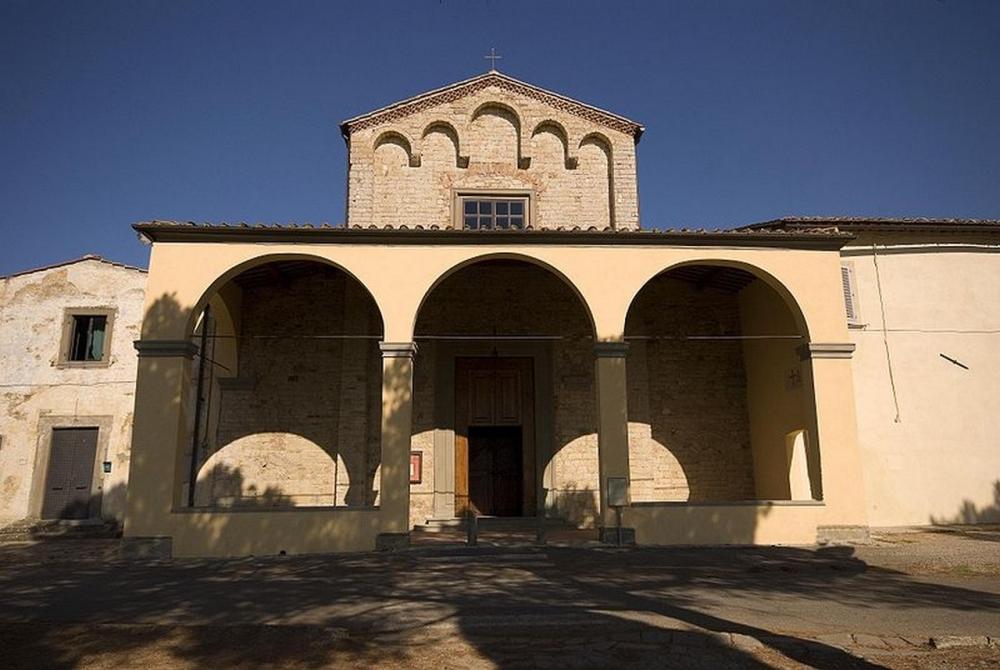 Pieve di Santo Stefano Church