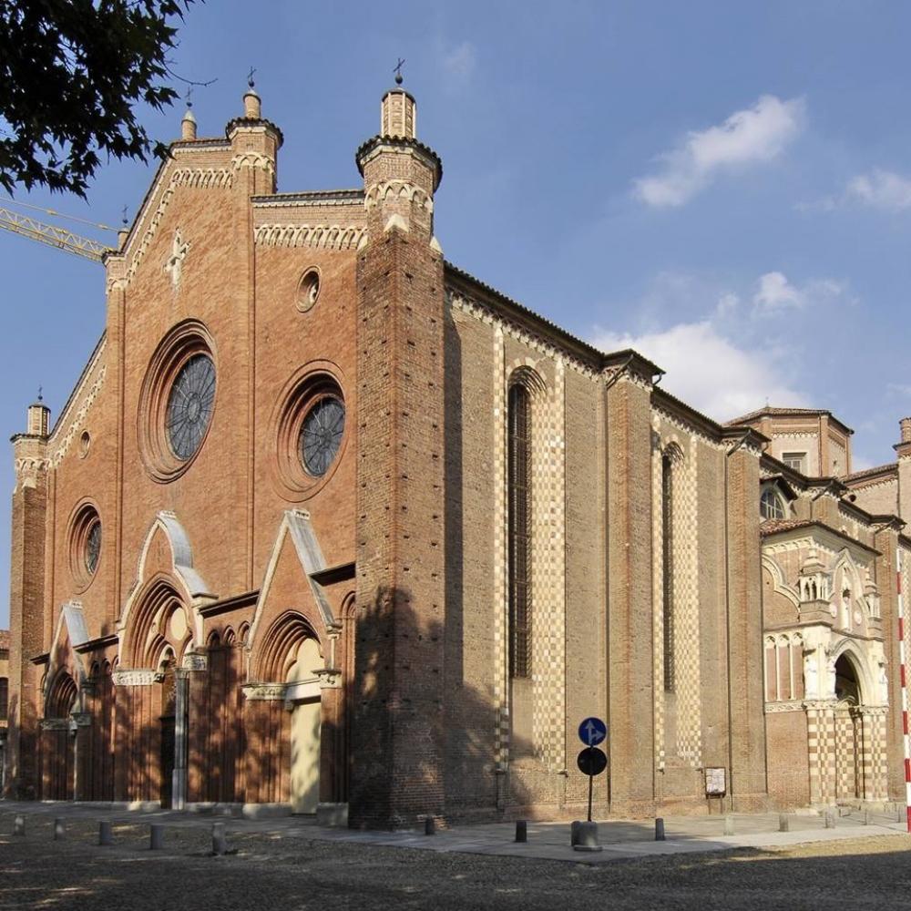 Piedmont Cattedrale Santa Maria Assunta Church
