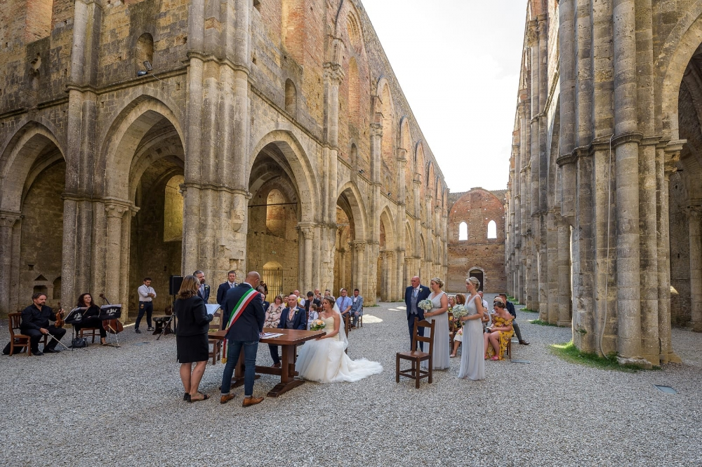 Abbey at San Galgano