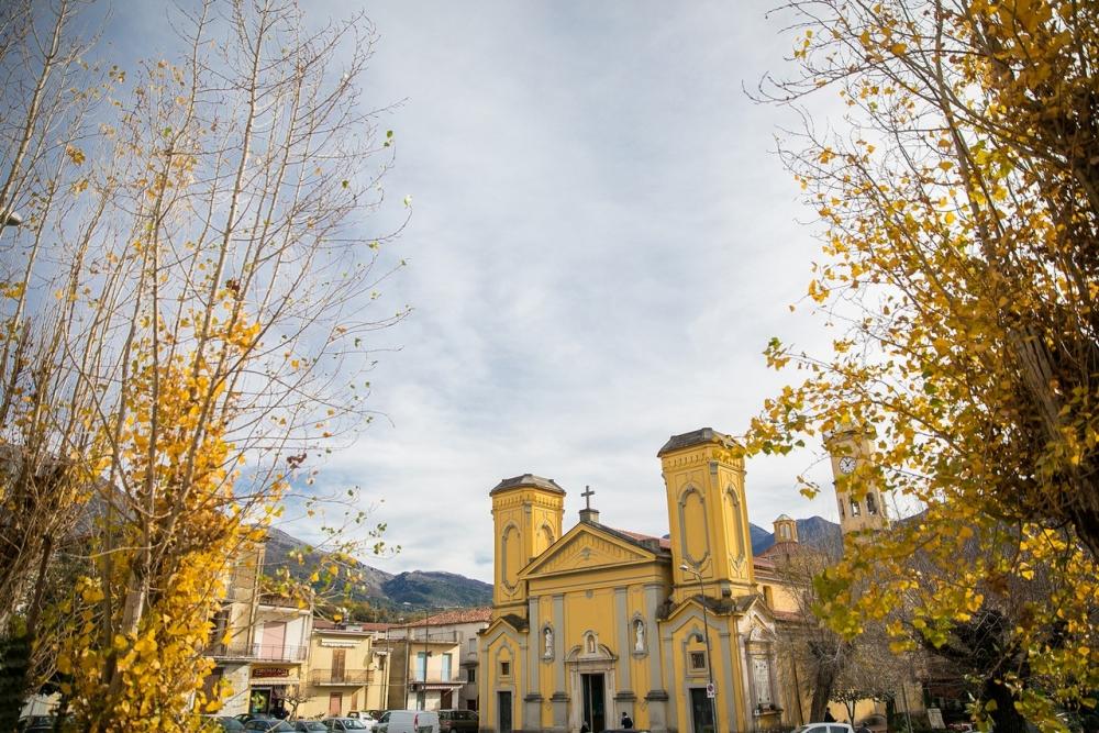 Immacolata Church Sapri