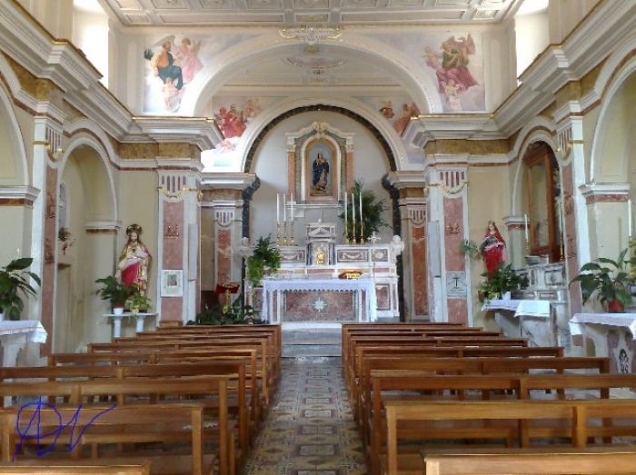 The Immaculata Maratea Church
