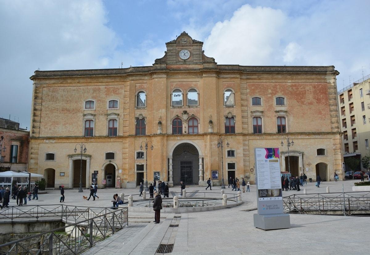 Matera Townhall