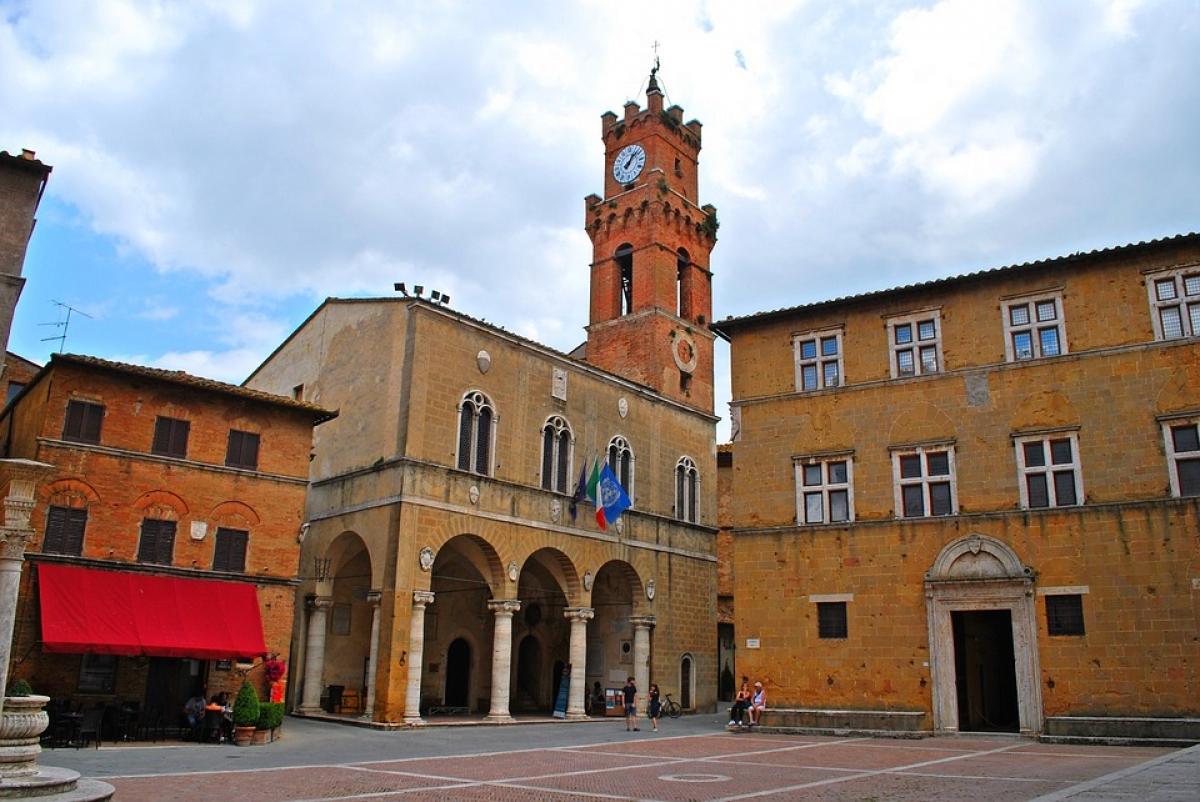 Pienza Townhall