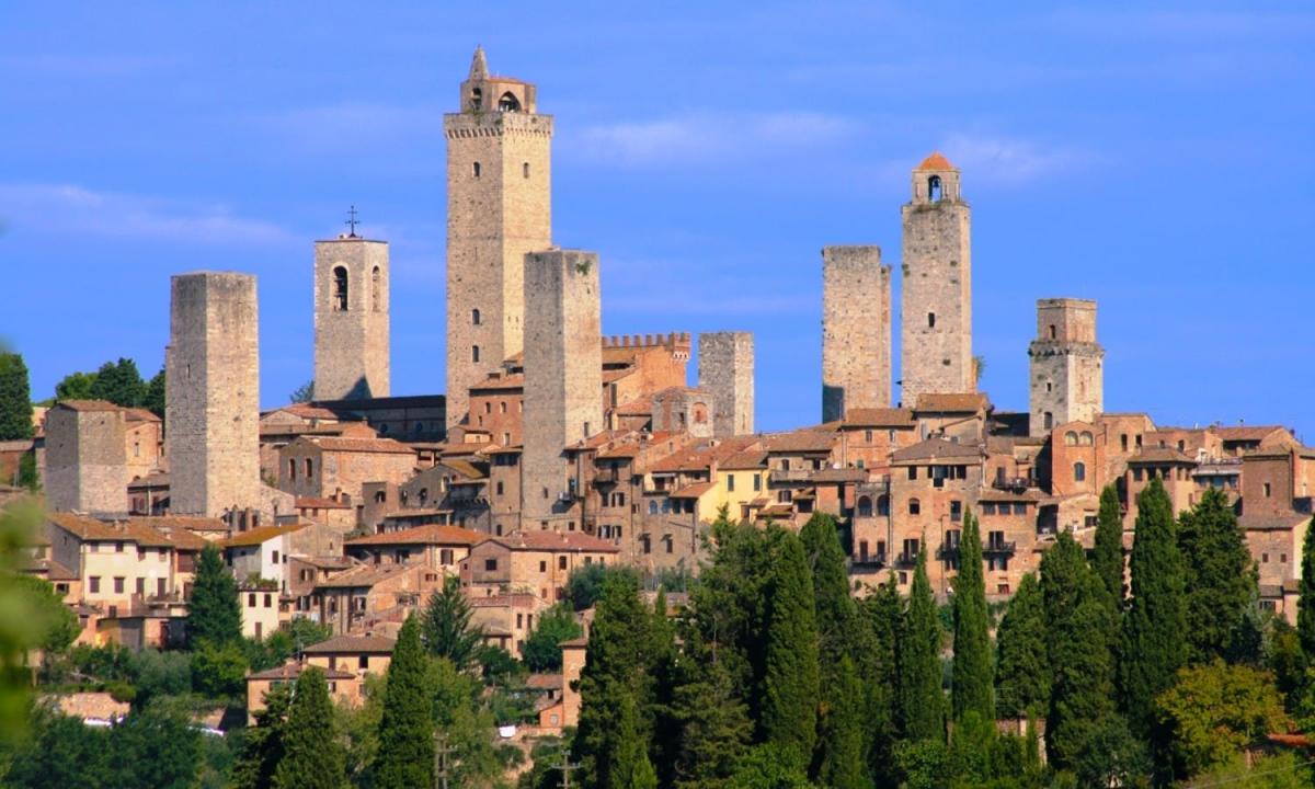 San Gimignano Townhall