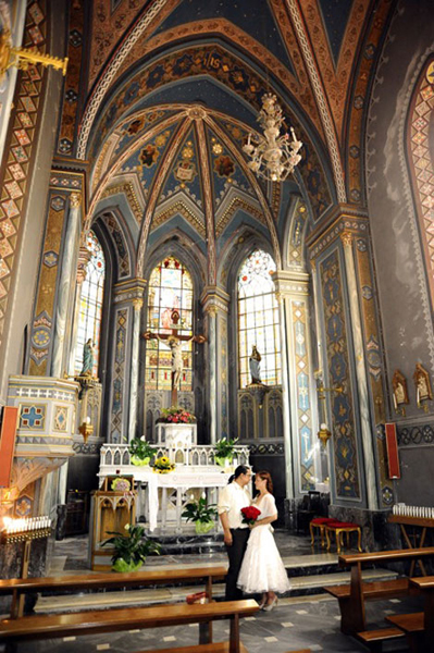 Protestant Church Weddings