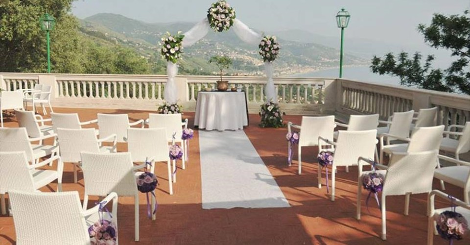 San Michelle - Seaside Italy Wedding Venue